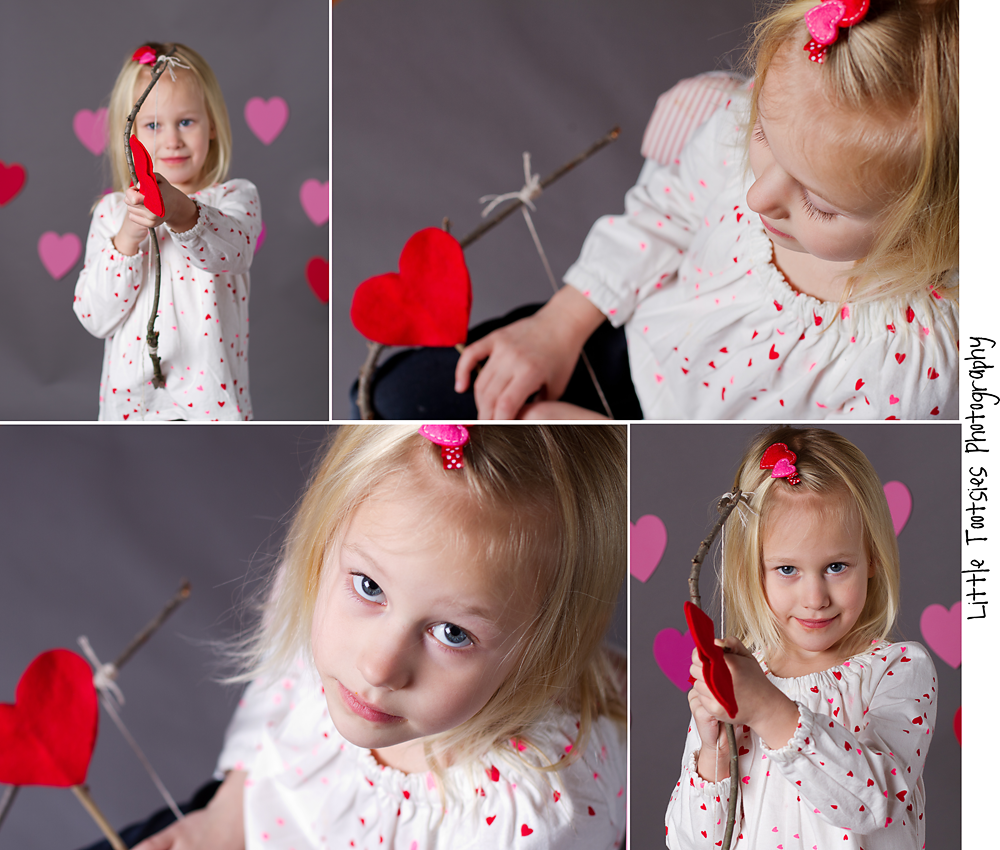 arrow compilation copy Fun with my kids!   A Valentines Mini Session