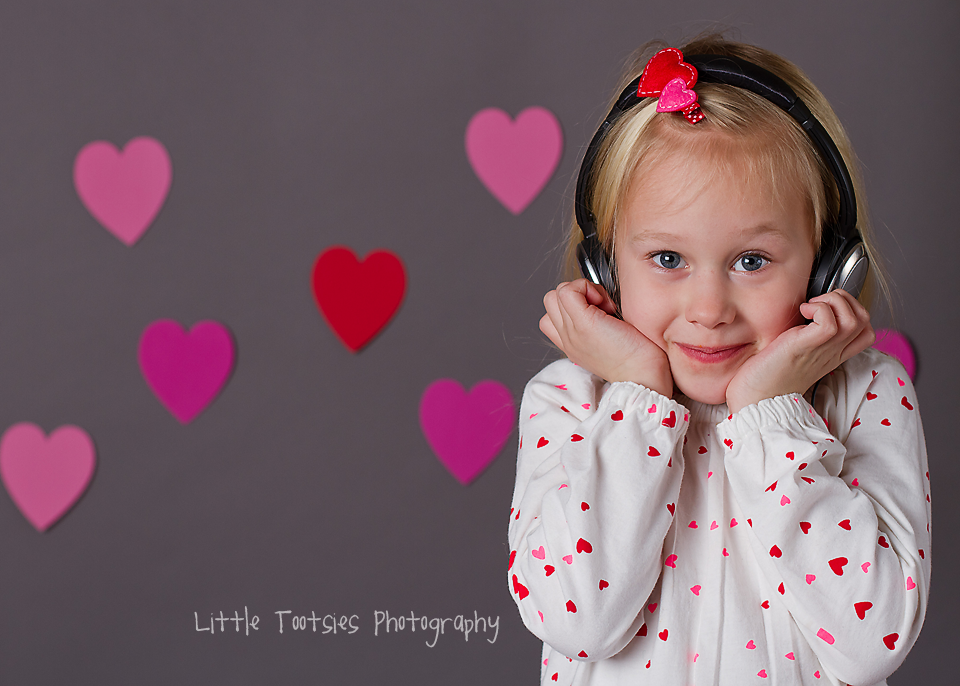 cute headphones copy Rock on   Creative Valentine Idea