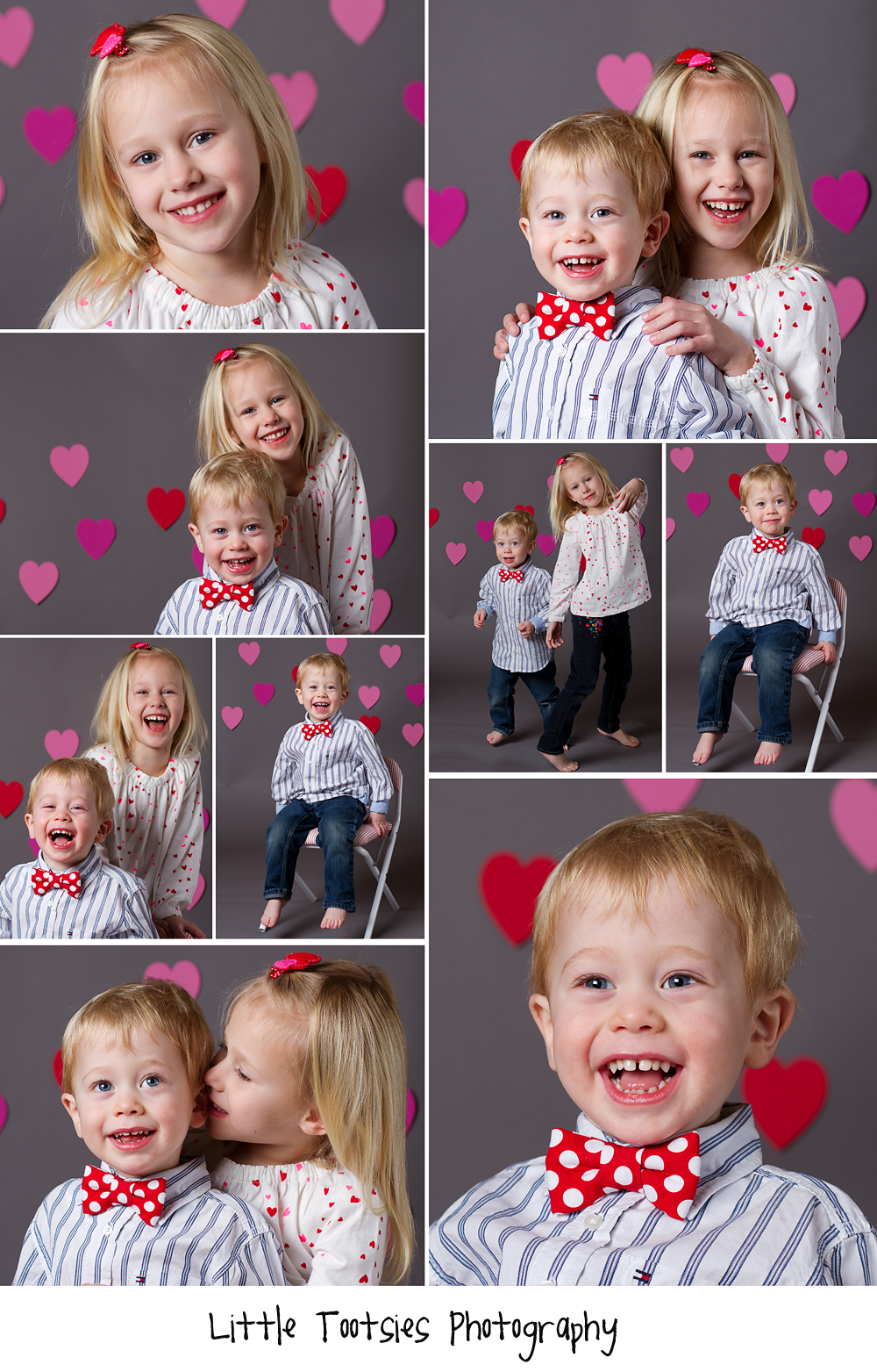 valentine board copy Fun with my kids!   A Valentines Mini Session