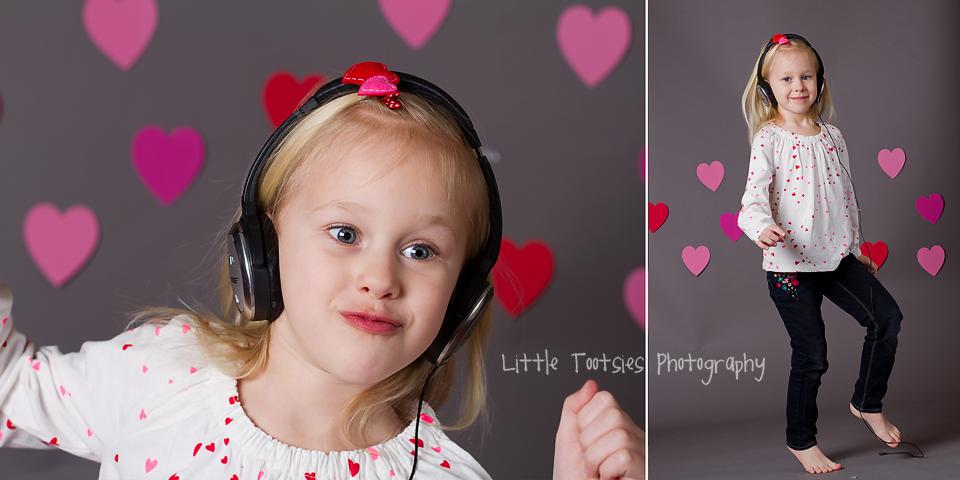 valentine outake 1 Rock on   Creative Valentine Idea