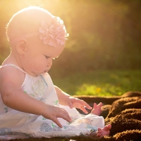 baby sunlight cincinnati photographer1 200x200 Children